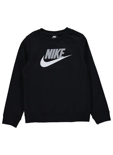 Nike Nike CV9297011 B Nsw Club Hbr Crew Sweatshirt Siyah